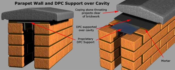 Damp Patch On Parapet Wall Diynot Forums
