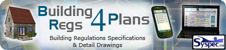 BuildingRegs4Plans Logo