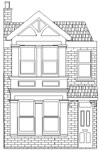 House Front Elevation