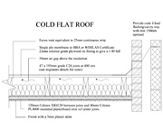 Cold Flat Roof (single Ply ...